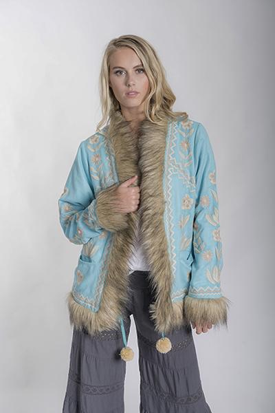 Frida Jacket Cienna