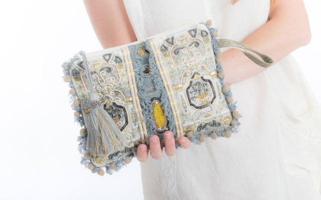 AJ29 - Clutch purse - Cienna Designs